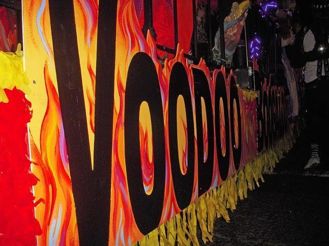 Themed Voodoo Boogaloo for the Parade's Momento Mori theme...