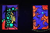 Black Light Art by Kennyray!
