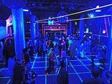 Tron Legacy film opening party 12/18/11...