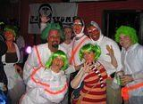 "At ""Oompa Loopy"", the black-lit, late-nite Oompa Loompa dance party..."