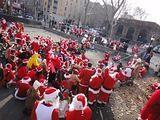 Santacon 2010... 10am at the Lower East Side gathering spot...