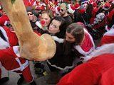 kissing the camel mistletoe
