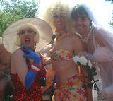 Cherry's Angels... - from Cherry Grove, Fire Island Invasion, July 4th, 2002