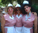 Pink Waitresses - Fire Island Invasion, July 4th, 2002