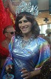 Rainbow Princess - Fire Island Invasion, July 4th, 2002