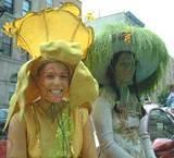 Flower & Fauna - Earth Celebrations' 11th annual Rites of Spring Procession