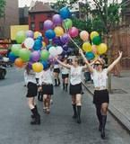 The Chengwin Babes arrive! - The Million Chengwin March (Spring 2001)