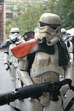 Including the Empire City Garrison who provided security